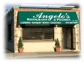 Angelo S Restaurant Pizzeria Bloomfield Nj